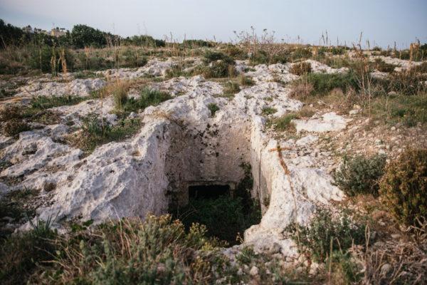 Ghajn Klieb Tomb 1