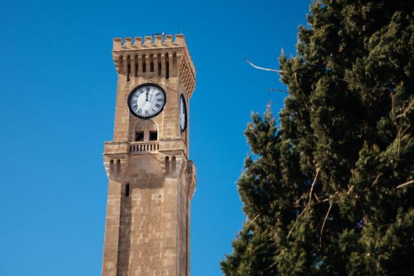 Mtarfa Clock Tower
