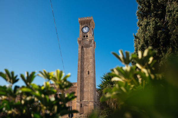 Mtarfa Clock tower 2
