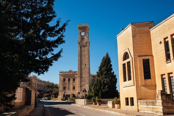 Mtarfa Clokc Tower